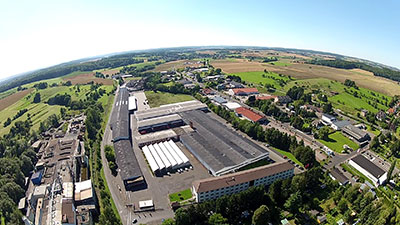 Laubach Factory Outside