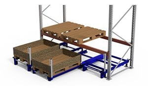 Pull-out Unit - Floor Model